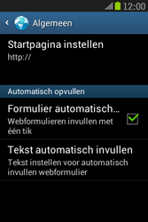 Samsung S6310 Galaxy Young - Internet - buitenland - Stap 25
