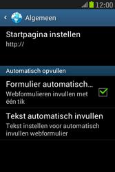 Samsung S6310 Galaxy Young - Internet - handmatig instellen - Stap 23