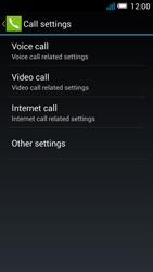 Alcatel OT-7041X Pop C7 - Voicemail - Manual configuration - Step 6