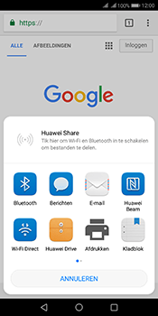 Huawei Mate 10 Pro Dual-SIM (Model BLA-L29) - Internet - Hoe te internetten - Stap 20