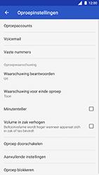 Nokia 8 (SingleSIM) (TA-1012) - Voicemail - Handmatig instellen - Stap 7