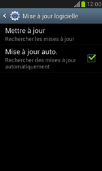 Samsung I8190 Galaxy S III Mini - Appareil - Mises à jour - Étape 7