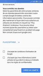 Samsung A520F Galaxy A5 (2017) - Android Oreo - Applications - Créer un compte - Étape 15