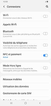 Samsung Galaxy S9 Plus - Android Pie - Internet - activer ou désactiver - Étape 5