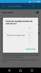 Sony Xperia Z5 Compact - Internet - Ver uso de datos - Paso 7