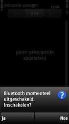 Nokia X6-00 - Bluetooth - koppelen met ander apparaat - Stap 9