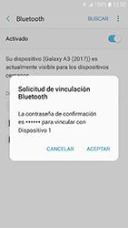 Samsung Galaxy A3 (2017) (A320) - Bluetooth - Conectar dispositivos a través de Bluetooth - Paso 8