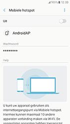 Samsung Galaxy A3 (2017) (SM-A320FL) - WiFi - Mobiele hotspot instellen - Stap 11
