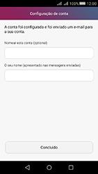 Huawei Y5 II - Email - Configurar a conta de Email -  20