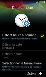 Samsung Galaxy Ace 4 - Premiers pas - Créer un compte - Étape 5