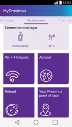 LG H420 Spirit - Applications - MyProximus - Step 19