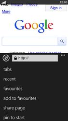 Samsung I8750 Ativ S - Internet - Internet browsing - Step 6