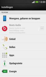 HTC Desire 500 - Voicemail - handmatig instellen - Stap 4
