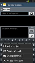 Samsung Galaxy Grand 2 4G - Contact, Appels, SMS/MMS - Envoyer un MMS - Étape 10