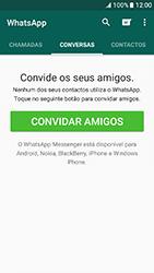 Samsung Galaxy A3 (2017) - Aplicações - Como configurar o WhatsApp -  15
