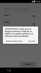 Motorola Moto X (2ª Gen) - Primeros pasos - Activar el equipo - Paso 5