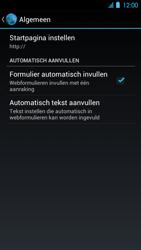 Huawei Ascend P1 LTE - Internet - Handmatig instellen - Stap 19