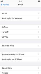 Apple iPhone 8 - iOS 13 - Funções básicas - Como atualizar o software do seu aparelho - Etapa 4