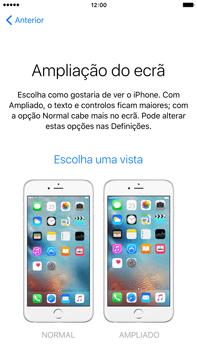 Apple iPhone 6s Plus - Primeiros passos - Como ligar o telemóvel pela primeira vez -  25