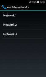 Acer Liquid Z200 - Network - Usage across the border - Step 10
