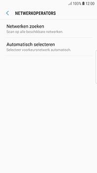 Samsung Galaxy S7 Edge - Android Oreo - Bellen - in het buitenland - Stap 7
