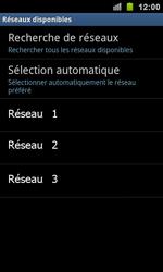 Samsung I9100 Galaxy S II - Réseau - utilisation à l'étranger - Étape 13