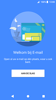 Sony Xperia XA2 Ultra - E-mail - e-mail instellen (outlook) - Stap 4
