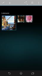 Sony Xpéria Z - Photos, vidéos, musique - Envoyer une photo via Bluetooth - Étape 7