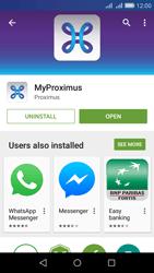 Huawei Y6 - Applications - MyProximus - Step 8