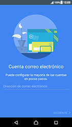 Sony Xperia XZ (F8331) - E-mail - Configurar Yahoo! - Paso 6