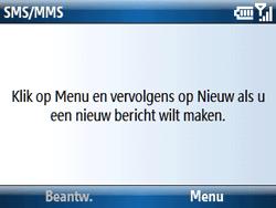 Samsung C6620 - MMS - probleem met ontvangen - Stap 14