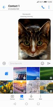 Huawei P Smart - MMS - Afbeeldingen verzenden - Stap 18