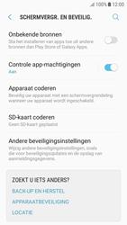 Samsung Galaxy J5 (2016) - Android Nougat - Beveiliging en ouderlijk toezicht - Hoe wijzig ik mijn SIM PIN-code - Stap 5