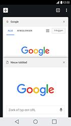 LG X Cam - Internet - Hoe te internetten - Stap 16