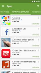 Motorola Moto Turbo - Aplicativos - Como baixar aplicativos - Etapa 11