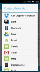 Alcatel OneTouch PIXI 3 (4.5) 3G (OT-4027X) - Contacten en data - Contacten overzetten via Bluetooth - Stap 8