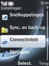 Nokia 6303 classic - Bluetooth - koppelen met ander apparaat - Stap 6