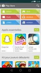 Huawei Ascend G7 - Applications - MyProximus - Étape 3