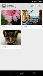 Sony Xperia E4g - Contact, Appels, SMS/MMS - Envoyer un MMS - Étape 19