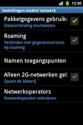 Samsung S5830i Galaxy Ace i - Internet - handmatig instellen - Stap 7