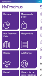 Acer Liquid M330 - Applications - MyProximus - Étape 15