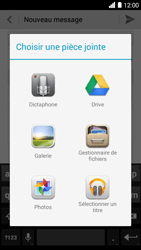 Bouygues Telecom Ultym 5 - E-mails - Envoyer un e-mail - Étape 11
