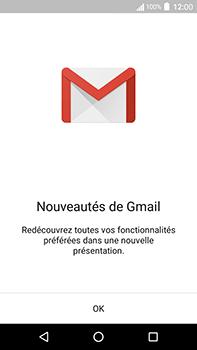 Acer Liquid Zest 4G Plus - E-mail - Configuration manuelle (gmail) - Étape 4