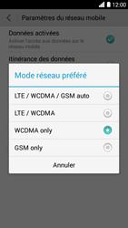 Bouygues Telecom Ultym 5 - Internet et connexion - Activer la 4G - Étape 6