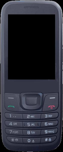 Bouygues Telecom Bc 101 - Premiers pas - Découvrir les touches principales - Étape 3