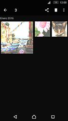 Sony Xperia M5 (E5603) - Bluetooth - Transferir archivos a través de Bluetooth - Paso 8