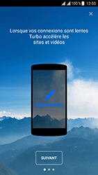 ZTE Blade V8 - Internet - navigation sur Internet - Étape 2