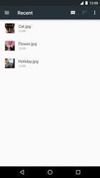 LG Nexus 5x - Android Nougat - E-mail - Hoe te versturen - Stap 11