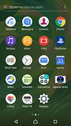 Sony Xperia X - Android Nougat - WiFi et Bluetooth - Configuration manuelle - Étape 3
