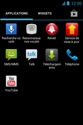 Bouygues Telecom Bs 351 - Contact, Appels, SMS/MMS - Envoyer un SMS - Étape 3